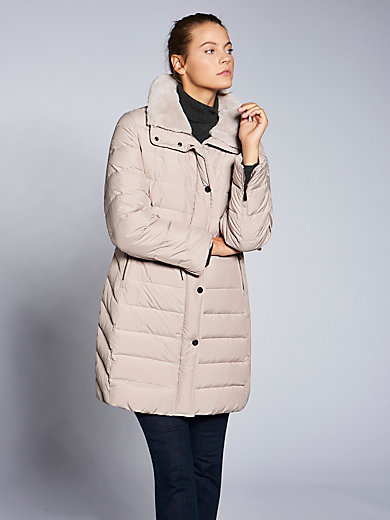 Manteau beige morgan