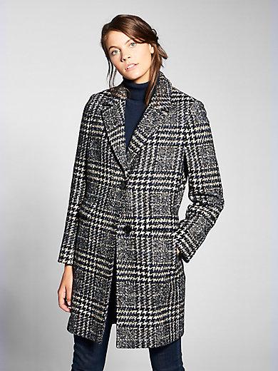 Basler - La veste en mix de laine, col tailleur