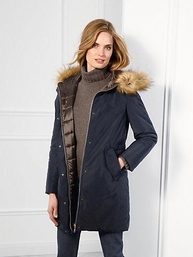 Basler - La veste longue réversible esprit parka