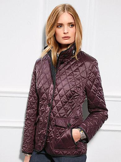 Basler - La veste matelassée à capuche