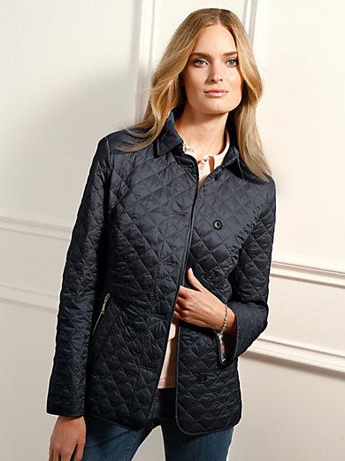 Basler - La veste matelassée, col à agrafe