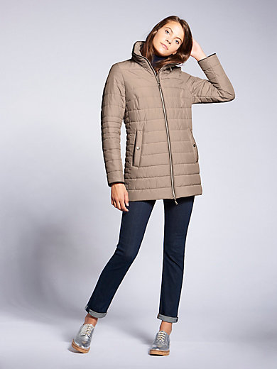 Basler - La veste matelassée en thermopolaire