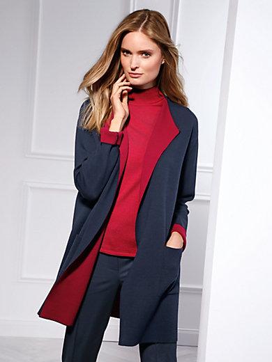Basler - Le manteau en maille double face