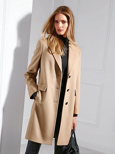 Basler - Le manteau esprit blazer en pure laine vierge