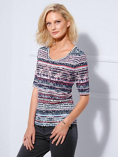 Basler - Le T-shirt à encolure dégagée