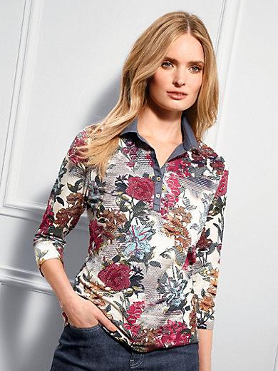 Basler - Le T-shirt en jersey, manches 3/4