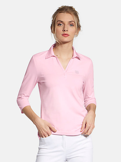 Basler - Polo-Shirt mit 3/4-Arm
