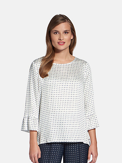 Basler - Pull-on blouse with 3/4-length sleeves