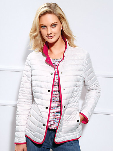Basler - Reversible quilted jacket