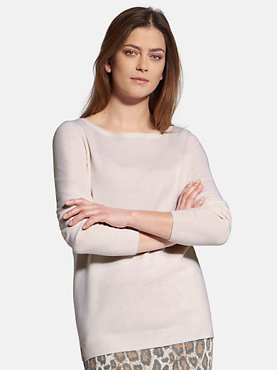 Basler - Rundhals-Pullover aus 100% Kaschmir