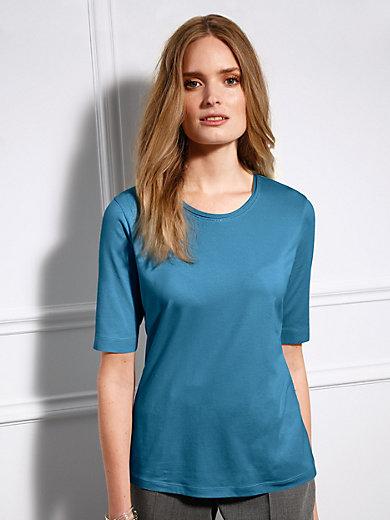 Basler - Shirt met ronde hals en halflange mouwen