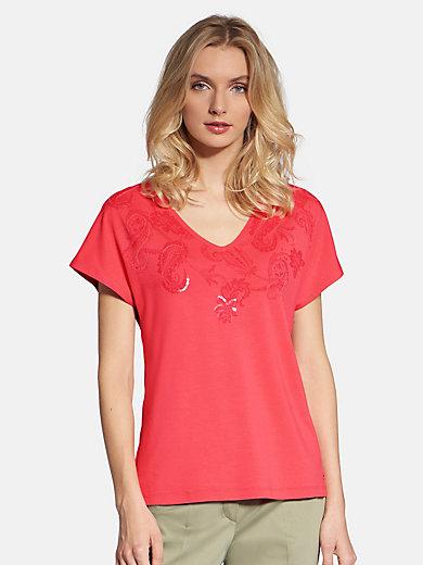 Basler - V-Shirt mit 1/2-Kimono-Arm