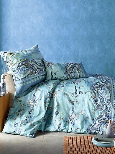 bassetti bettw sche garnitur lingam ca 155x220cm azur multicolor. Black Bedroom Furniture Sets. Home Design Ideas