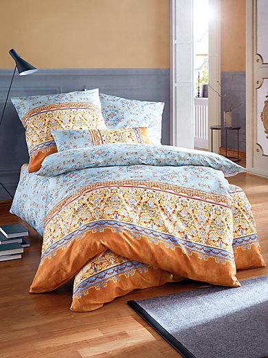 bassetti la parure de lit env 135x200cm bleu ciel multicolore. Black Bedroom Furniture Sets. Home Design Ideas