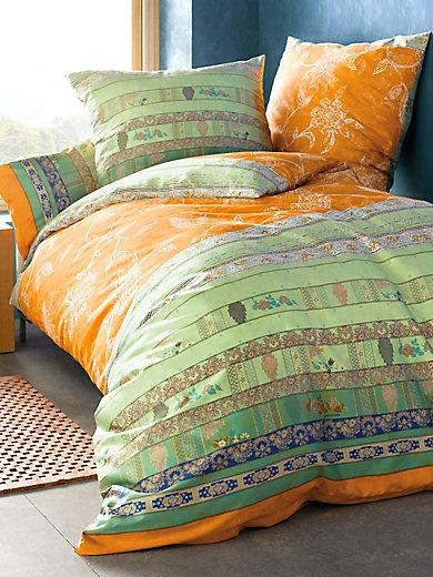 bassetti la taie d 39 oreiller env 40x80 cm orange kiwi. Black Bedroom Furniture Sets. Home Design Ideas