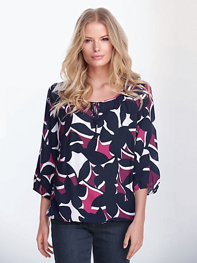 Betty Barclay - Blouse met 3/4 mouwen