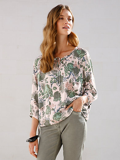 Betty Barclay - Blouse met 3/4-mouwen