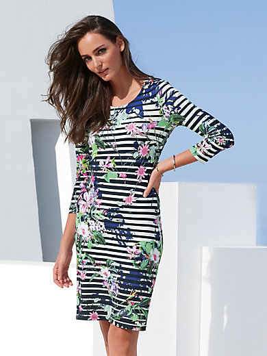 Betty Barclay - Jersey dress with 3/4-length sleeves
