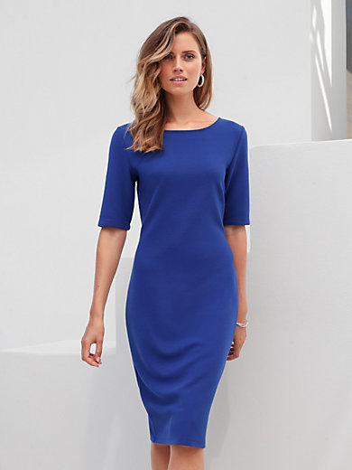 Betty Barclay - Jersey dress with short sleeves