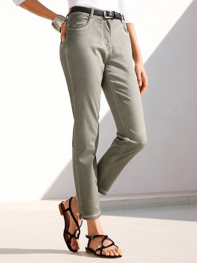 Betty Barclay - Le pantalon 7/8, coupe slim 5 poches