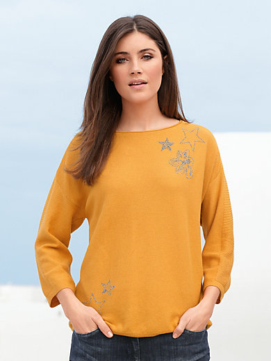 Betty Barclay - Le pull manches 3/4 100% coton