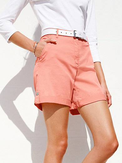 Betty Barclay - Le short Regular Fit en coton stretch