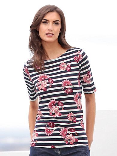 Betty Barclay - Le T-shirt, encolure bateau et manches aux coudes