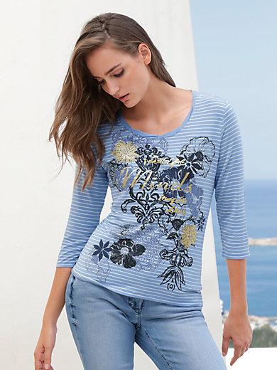 Betty Barclay - Le T-shirt imprimé, manches 3/4, détails fantaisie