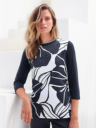 Betty Barclay - Le T-shirt imprimé, manches 3/4, ligne droite
