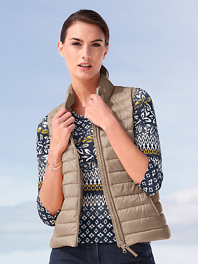 Betty Barclay - Quilted waistcoat