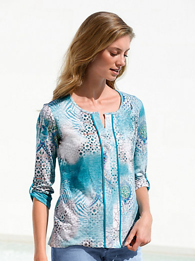 Footaction For Sale Blouse 3/4-length sleeves Betty Barclay multicoloured Betty Barclay Sale Huge Surprise Cheap Sale Brand New Unisex Outlet Online Shop WEGVK4VX