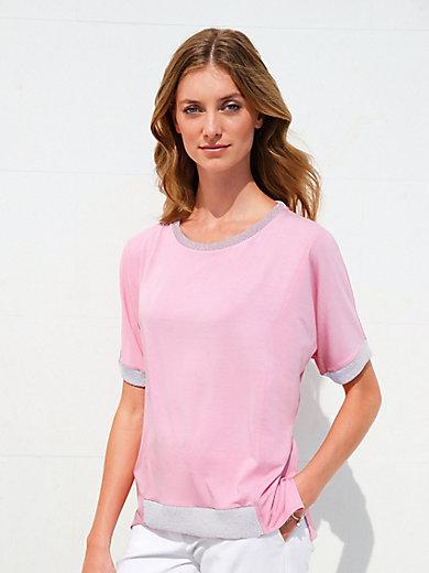 Betty Barclay - Rundhals-Shirt mit langem Fledermaus-Halbarm