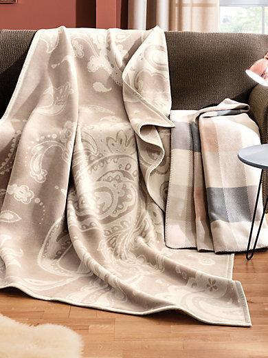 Biederlack - Decke ca 150x200 cm