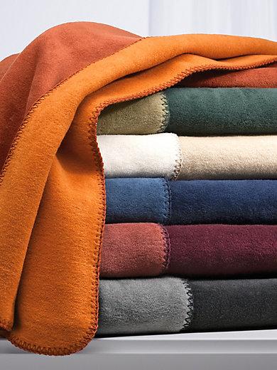 Biederlack - La couverture