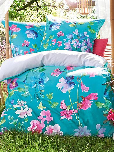 bester Wert Genieße den reduzierten Preis wähle echt Bettwäsche-Garnitur, ca. 135x200cm/ 80x80cm