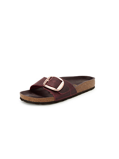 Birkenstock - Pantolette Madrid Big Buckle