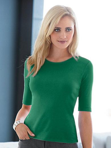 Bogner - Bluse med rund hals