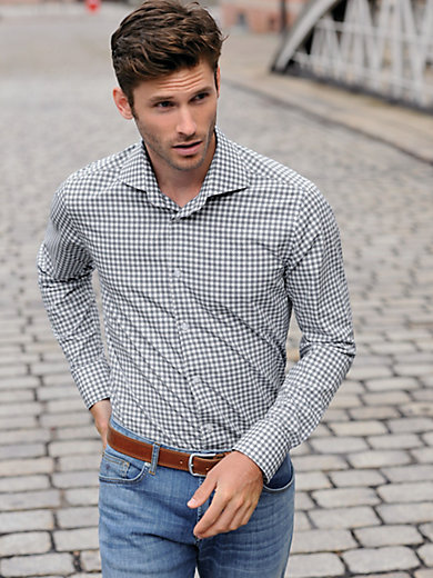 Bogner - Checked shirt
