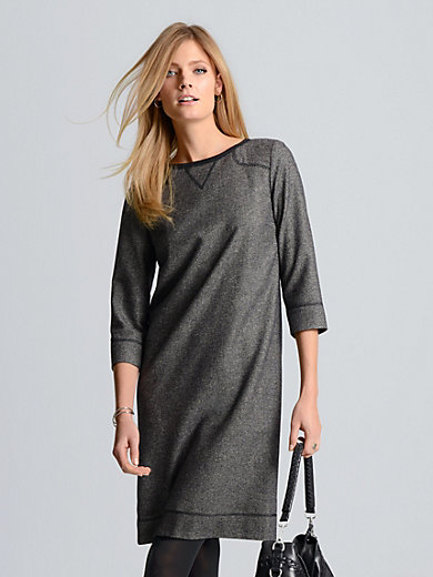 Bogner - Dress with 3/4-length sleeves