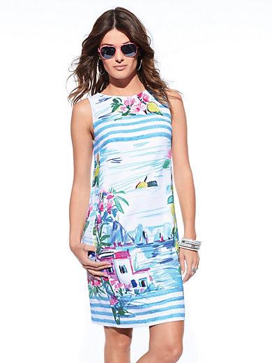 Bogner - Jersey dress with exclusive capri print