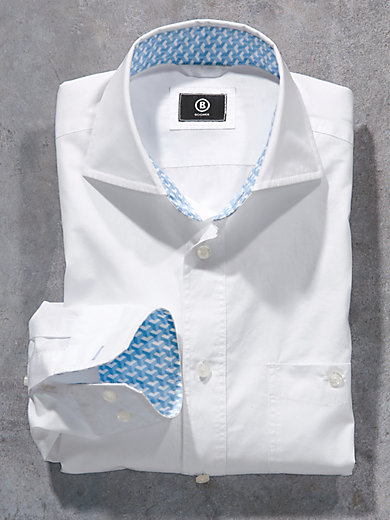Bogner - La chemise Bogner en pur coton