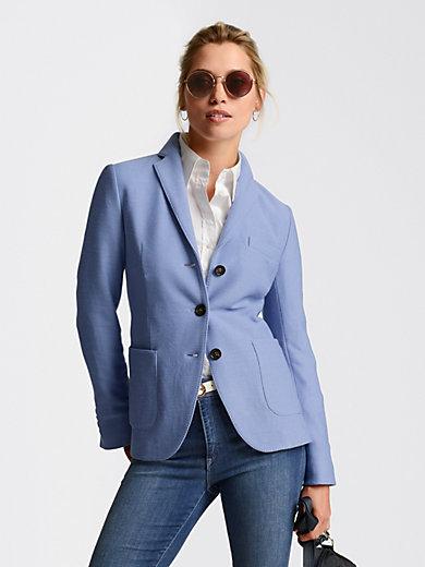 Jersey Bogner Blazer En Structuré Le Bleu 8YEq8