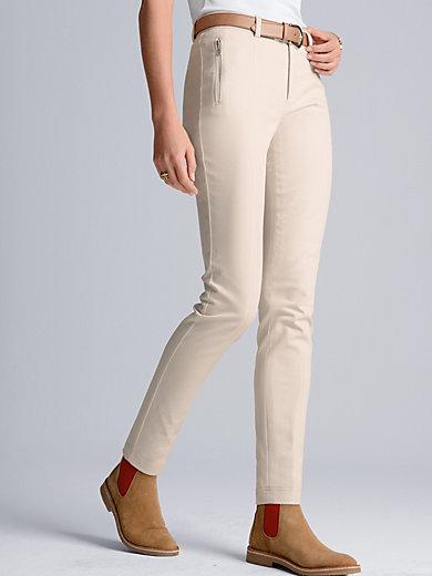 Bogner - Le pantalon en coton stretch