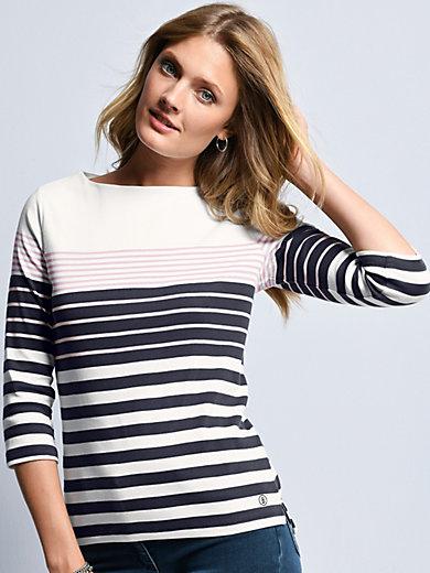 Bogner - Le T-shirt 100% coton à manches 3/4