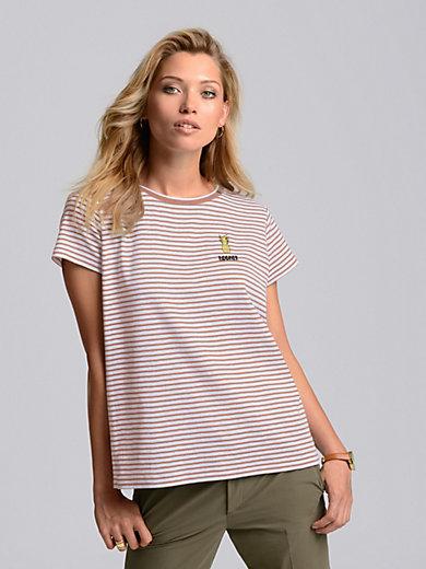 Bogner - Le T-shirt, ligne décontractée, manches courtes