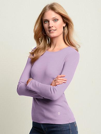 Bogner - Le T-shirt manches longues en coton modèle NASHA