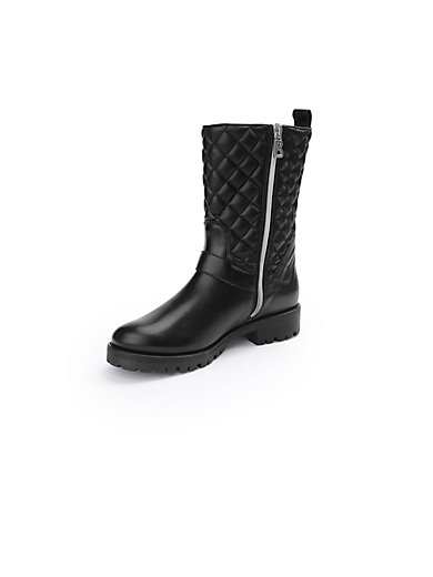 Bogner - New Meribel biker boots in 100% leather