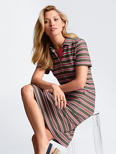 Bogner - Polo-Kleid mit 1/2-Arm