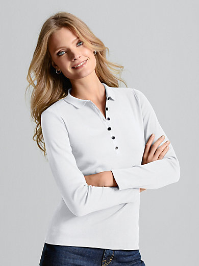 Bogner - Polo-Shirt Modell ZORELLA mit 1/1 Arm