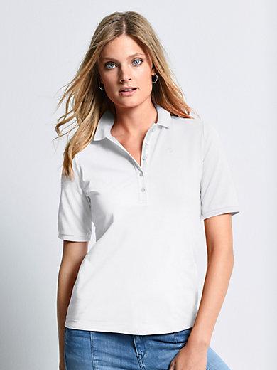 Bogner - Poloshirt met verlengde korte mouwen